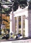 2001-2002 Lindenwood University Undergraduate Course Catalog