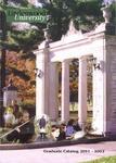 2001-2002 Lindenwood University Graduate Course Catalog