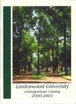 2000-2001 Lindenwood University Undergraduate Course Catalog