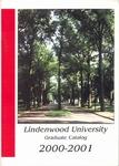 2000-2001 Lindenwood University Graduate Course Catalog