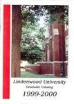 1999-2000 Lindenwood University Graduate Course Catalog
