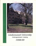 1998-1999 Lindenwood University Undergraduate Course Catalog