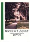 1997-1998 Lindenwood University Undergraduate Course Catalog