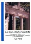 1997-1998 Lindenwood University LCIE Course Catalog