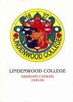 1995-1996 Lindenwood College Graduate Course Catalog