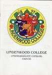 1995-1996 Lindenwood College Undergraduate Course Catalog