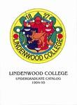 1994-1995 Lindenwood College Undergraduate Course Catalog