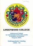 1993-1994 Lindenwood College Undergraduate Course Catalog