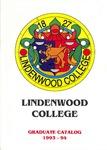 1993-1994 Lindenwood College Graduate Course Catalog