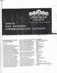 1990-1991 Lindenwood College Undergraduate Course Catalog