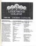 1989-1990 Lindenwood College Undergraduate Course Catalog