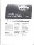 1989-1991 Lindenwood College LCIE Course Catalog