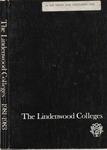 1981-1983 Lindenwood College Course Catalog