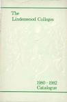 1980-1982 Lindenwood College Course Catalog
