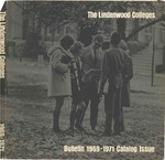 1969-1971 Lindenwood College Course Catalog