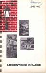 1966-1967 Lindenwood College Course Catalog
