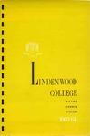 1963-1964 Lindenwood College Course Catalog