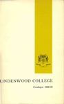 1962-1963 Lindenwood College Course Catalog