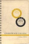 1961-1962 Lindenwood College Course Catalog