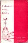 1959-1960 Lindenwood College Course Catalog