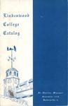 1958-1959 Lindenwood College Course Catalog