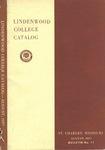1957-1958 Lindenwood College Course Catalog
