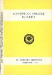 1955-1956 Lindenwood College Course Catalog