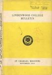 1953-1954 Lindenwood College Course Catalog