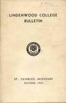 1950-1951 Lindenwood College Course Catalog