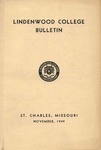 1949-1950 Lindenwood College Course Catalog