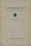 1935-1936 Lindenwood College Course Catalog