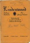 1934-1935 Lindenwood College Course Catalog