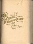 1910-1911 Lindenwood College Course Catalog