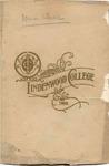 1908-1909 Lindenwood College Course Catalog