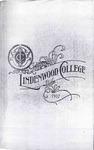 1906-1907 Lindenwood College Course Catalog