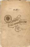 1905-1906 Lindenwood College Course Catalog