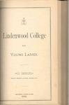 1882-1883 Lindenwood College Course Catalog