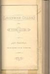 1879-1880 Lindenwood College Course Catalog