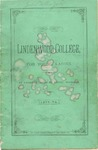 1875-1876 Lindenwood College Course Catalog