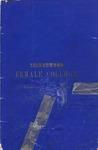1859-1860 Lindenwood College Course Catalog