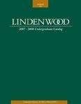 2007-2008 Lindenwood University Undergraduate Course Catalog