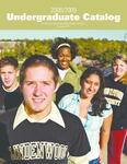 2008-2009 Lindenwood University Undergraduate Course Catalog