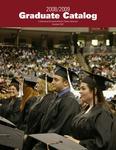 2008-2009 Lindenwood University Graduate Course Catalog