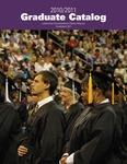 2010-2011 Lindenwood University Graduate Course Catalog