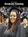 2011-2012 Lindenwood University Graduate Course Catalog