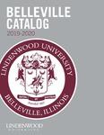 2019-2020 Lindenwood University-Belleville Course Catalog by Lindenwood University