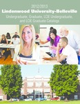 2012-2013 Lindenwood University-Belleville Course Catalog