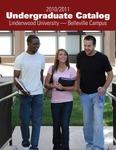2010-2011 Lindenwood University-Belleville Course Catalog