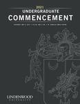 2021 Spring Undergraduate Commencement