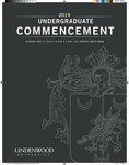 2019 Spring Undergraduate Commencement by Lindenwood University